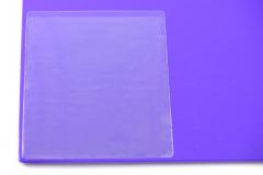 Zelfklevende vergunning kaarten etuis